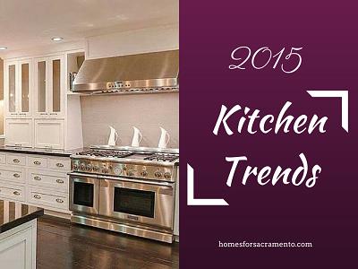 4 Kitchen Design Trends For 2015